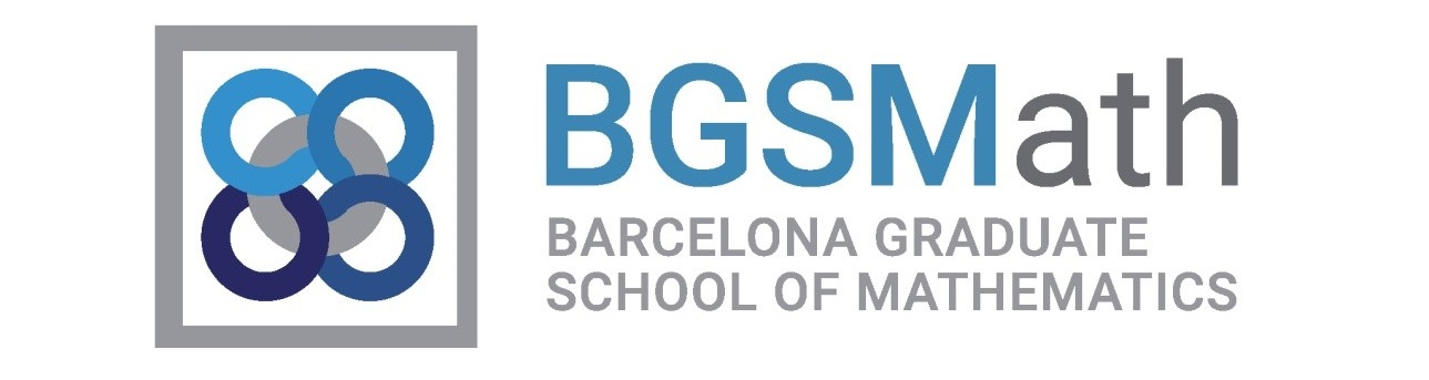 Barcelona Graduate School of Mathematics, (open link in a new window)